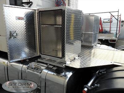 Truck Metal Fabrication